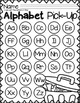 Alphabet Pick-Up {Earth Day Literacy Center}