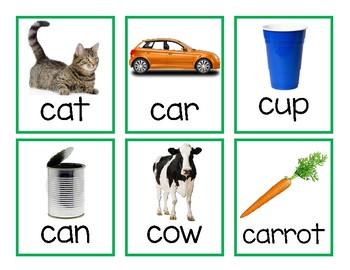 Alphabet Picture Cards