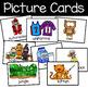 Alphabet Picture Cards & Activity Ideas