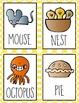Alphabet Picture Cards, Tracing Booklet Bundle