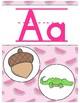 Tropical Classroom Alphabet