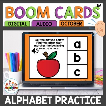 Alphabet Picture Matching Activities