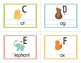Alphabet Picture and Word Cards
