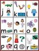 Alphabet Pictures Clip Art Mega-Bundle: 156 Color/BW Images / FREEBIE!!!