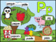 Alphabet Pictures Posters and Coloring Sheets