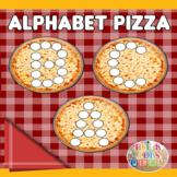 Making Pizza Pretend Play   Alphabet Playdough Mats   Sens