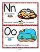 Alphabet Play Dough Creative Mats - Letter Recognition, Sounds & Creativity