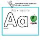 Alphabet Play Dough Mats / ABC Mats