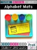 Alphabet Play Dough Mats Book