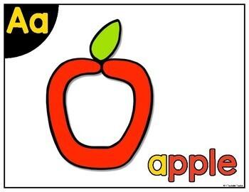 Alphabet Play Dough Mats {Fine Motor Activities}