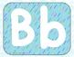 Alphabet Play Dough Mats Set 4