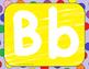 Alphabet Play Dough Mats Set 5