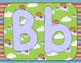 Alphabet Play Dough Mats Set 9