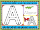 Alphabet Play Dough and Activity Mats