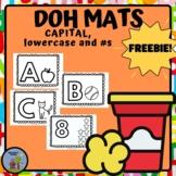 Alphabet Play Mats