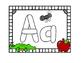 Alphabet Playdoh Mats