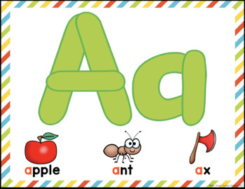 Alphabet Playdough Center {Now I Know My ABC's Series}