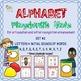 On Sale! Alphabet Playdough Mats: A-Z & /CH/, /SH/ & /TH/