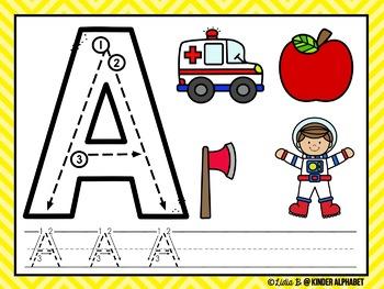 Alphabet Playdough Mats {English plus Free Spanish version}