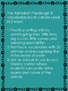 Alphabet Playdough & Vocab Book: Literacy/Fine motor/Language & writing practice