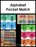 Alphabet Pocket Match