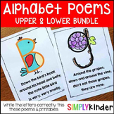 Alphabet Writing Poems BUNDLE