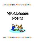 Alphabet Poems A to Z!