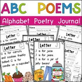 Alphabet Poems - Letter of the Week Poems