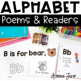 Alphabet Poems and Readers
