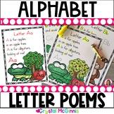 Alphabet Poems for Shared Reading (26 Poems)