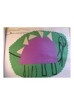 Alphabet Poetry ADSM, kindergarten math, science, cross-curricular
