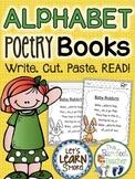 Alphabet Poetry Book (Color & BW)