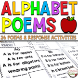Alphabet Poems Journal - ABC Poems