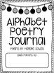 Alphabet Poetry Journal