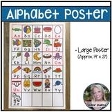 Alphabet Poster Large