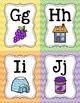Alphabet Poster Set