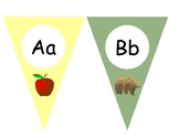 Alphabet Poster with Pictures