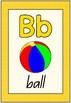 Alphabet Posters #ausbts18