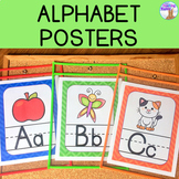 Alphabet (ABC) Posters