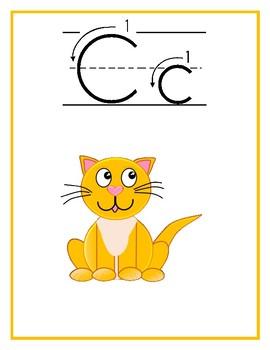 Alphabet Posters A-Z