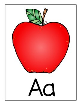 Alphabet Posters A to Z