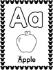Alphabet Posters - ABC Letters - Mickey Mouse Theme - Disn
