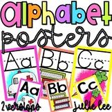 Alphabet Posters Alphabet