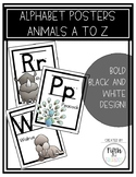 Alphabet Posters - Animals A to Z