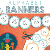 Alphabet Posters /  Banners : Print