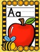 Alphabet Posters:  Bees