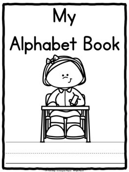 Alphabet Posters (Black and White Edition)