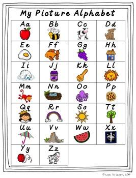 Alphabet Posters - Bright Shades of Polka Dot - D'Nealian Manuscript