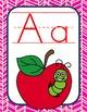 Alphabet Posters - Bright Tribal - 4 Versions