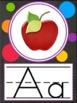 Alphabet Posters (Chalkboard Themed)